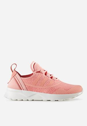 Adidas Originals ZX Flux Adv Virtue Trainers Trace Pink