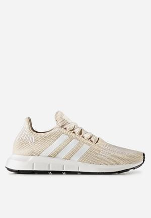 Adidas Originals Swift Run Trainers Clear Brown/Crystal White