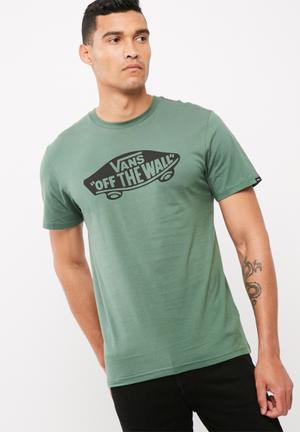Vans Vans OTW T-Shirts & Vests Green