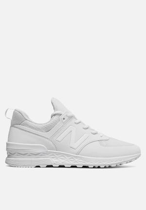 New Balance  MS574SWT Sneakers White
