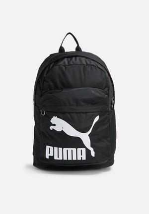 PUMA Originals Backpack Bags & Purses Black