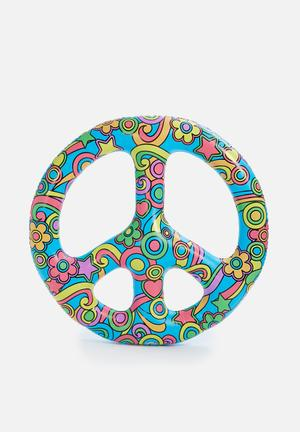 Big Mouth Peace Float Pool & Fun Durable Vinyl