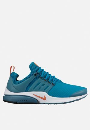 Nike Air Presto Essential Sneakers Blustery / Terra Orange