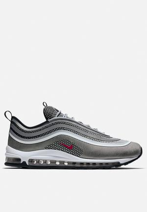 Nike Air Max 97 Ultra'17 Sneakers Silver