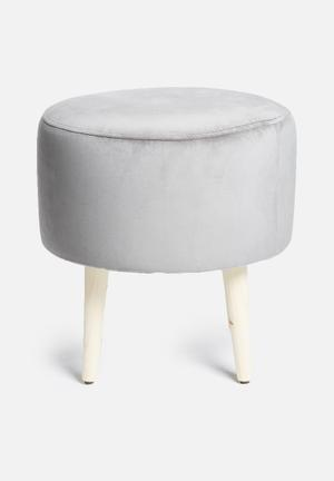 Sixth Floor Artemis Ottoman Chairs & Stools 100% Polyester