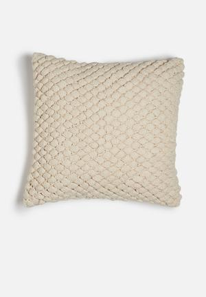Stoney scatter cushion