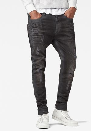 G-Star RAW Type C Zip 3D Super Slim Jeans Blue