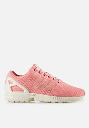 Adidas Originals ZX Flux Sneakers Trace Pink / Off White