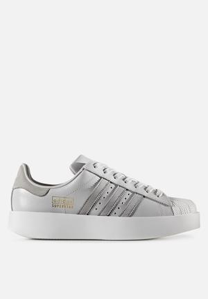 Adidas Originals Superstar Bold Sneakers Light Solid Grey / Mid Grey