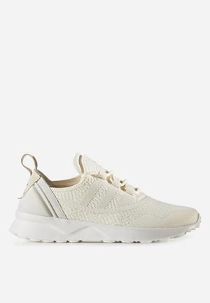 Adidas Originals ZX Flux ADV Virtue Sneakers Off White