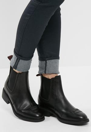 G-Star RAW Guardian Chelsea Boots Black