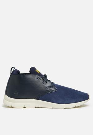 G-Star RAW Barricade Hi Lt Sneakers Navy