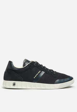 G-Star RAW Grid Safehouse Sneakers Navy