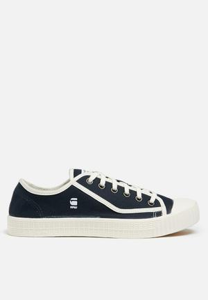 G-Star RAW Rovulc HB Low Wmn Sneakers Navy