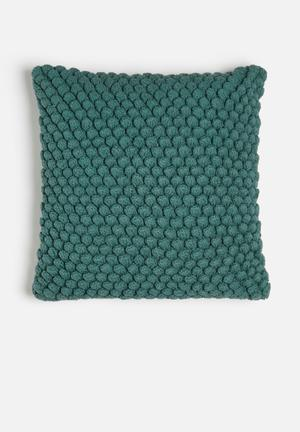 Linen House Stoney Scatter Cushion 100% Cotton