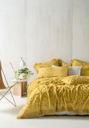 Linen House Somers Bed Cover Bedding 100% Cotton
