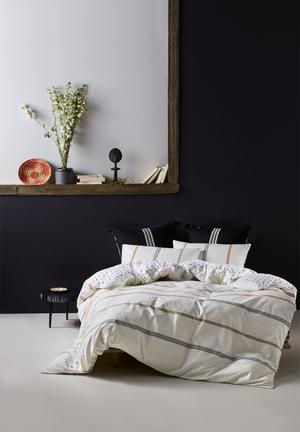 Linen House Utah Duvet Cover Bedding 100% Cotton