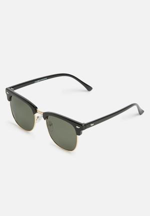 Unknown Eyewear Clubmaster Eyewear Gold