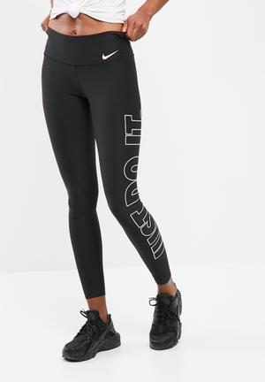 Nike Power Tights Bottoms Black
