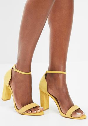 Dailyfriday Kristen Heels Yellow