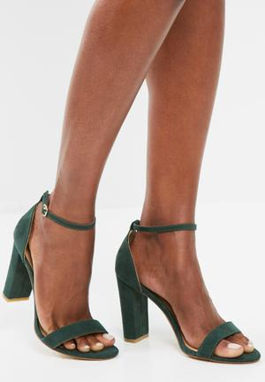 Dailyfriday Kristen Heels Green