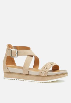 Call It Spring Gimple Sandals & Flip Flops Nude