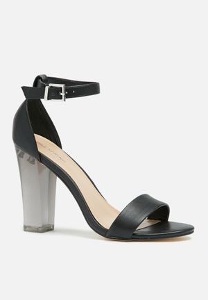 Call It Spring Capraia Sandals & Flip Flops Black