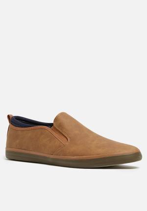 Call It Spring Tidhere Sneakers Tan