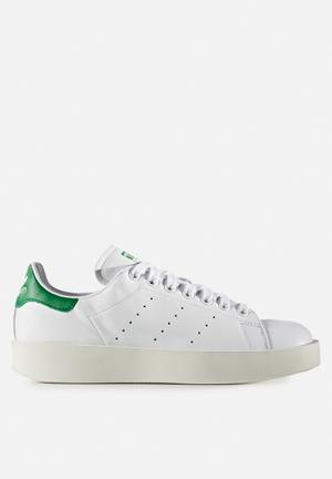Adidas Originals Stan Smith Bold Sneakers  Ftw White / Green