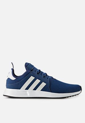 Adidas Originals X_PLR Sneakers Mystery Blue / White