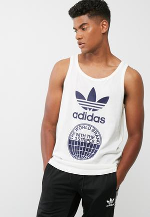 Adidas Originals Street Graphic Tank T-Shirts