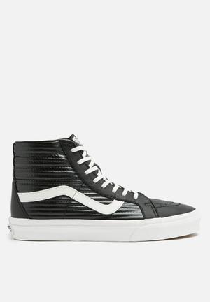 Vans SK8-Hi Sneakers Black / Blanc De Blanc
