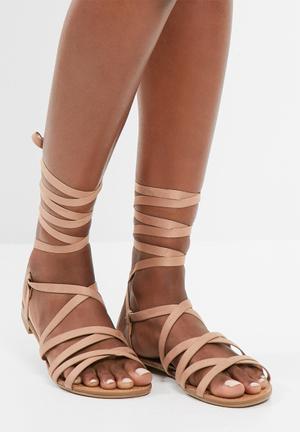 Call It Spring Afauma Sandals & Flip Flops Brown