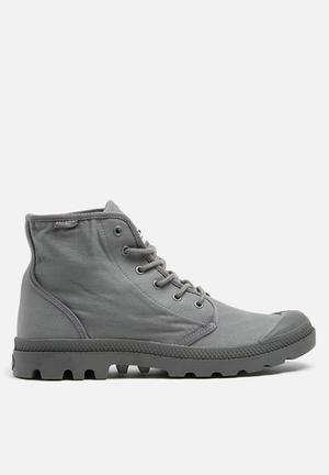 Palladium Pampa Hi Original Boots Grey