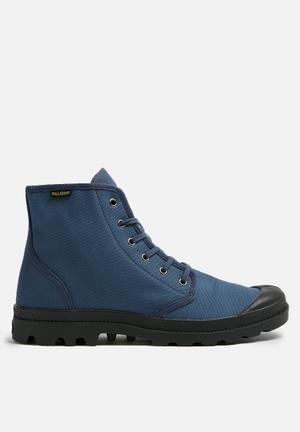 Palladium Pampa Hi Original Boots Blue
