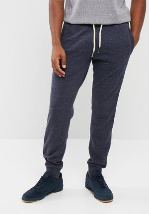 Superdry. Orange Label Slim Lite Jogger Pants & Chinos Navy