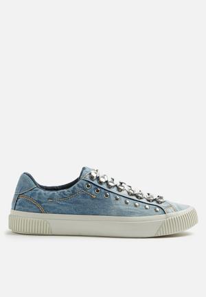 Diesel  Mustave Sneakers Indigo
