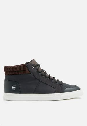 G-Star RAW Zlov Mid Sneakers Navy