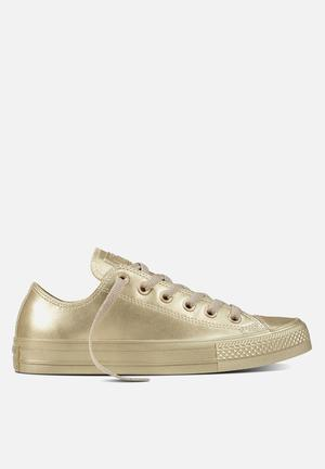 Converse Chuck Taylor All Star Low Sneakers Gold