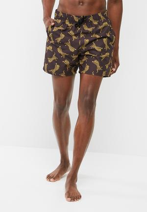 Tiger swimshort