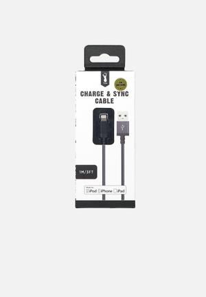 Typo Mfi Cable Phone Accessories & USBs Mtal & ABS