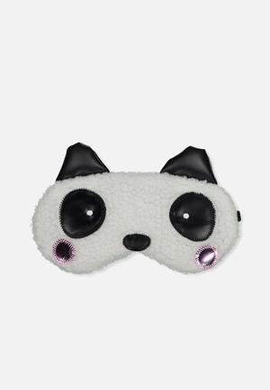 Oversized eye mask