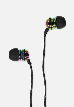 Luxe earphones