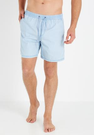 Cotton On Hoff Shorts Swimwear Blue
