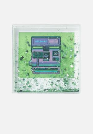 Polaroid Glitter 4x4 Frame Accessories