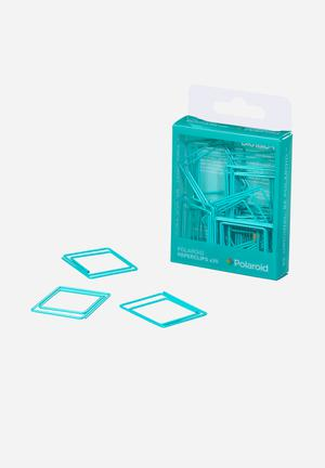 Polaroid Polaroid Shaped Paperclips Gifting & Stationery