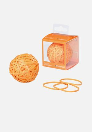 Polaroid Elastic Band Ball Gifting & Stationery