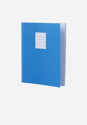 Polaroid Lined Jotter Notebook Large Gifting & Stationery
