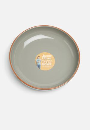 Jamie Oliver Terracotta Bowl Large Dining & Napery Teracotta