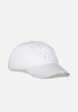 Cotton On Nancy Cap Headwear White